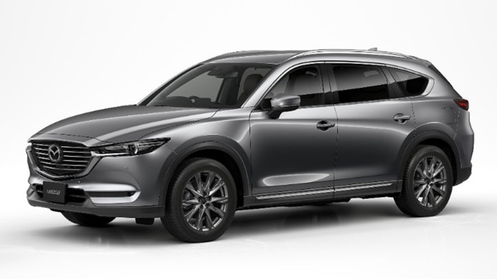 新闻中心 MAZDA CX 8荣膺2018年日本市场三排座SUV销量桂冠 马自达中国